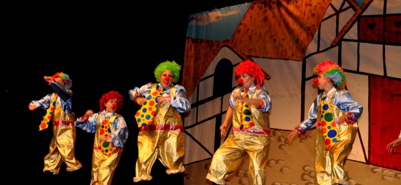 Clowns - Tournament1